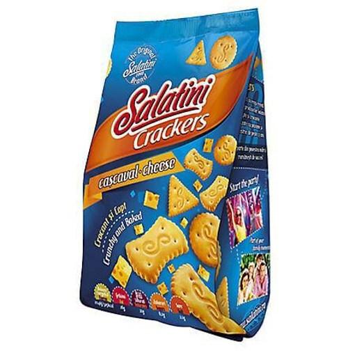 Imagine Biscuiti salatini cu branza 90G