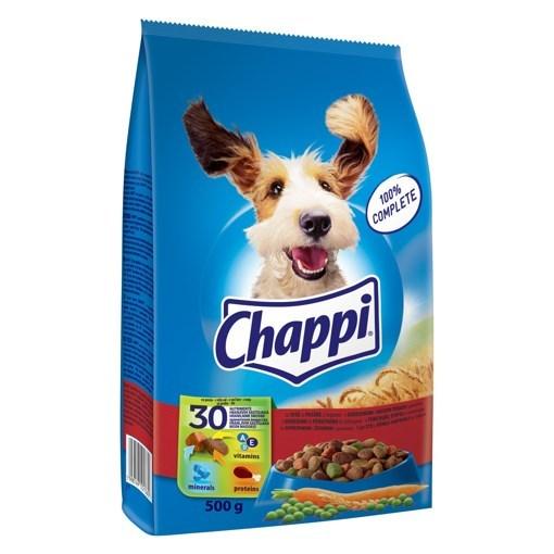 Imagine Chappi uscat vita si pasare 500g