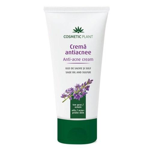 Imagine Crema antiacnee salvie Cosmetic Plant 100ml