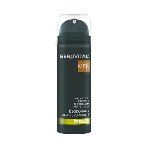 Imagine Deodorant Gerovital Men Fresh 150ml