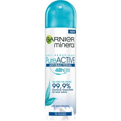 Imagine Deodorant spray Garnier mineral PureActive 150ml