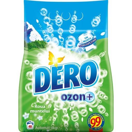 Imagine Dero Ozon Automat Roua Muntelui 4 kg