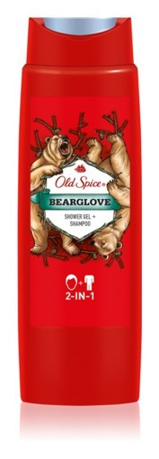 Imagine Gel de dus Old Spice Bearglove 250 ml