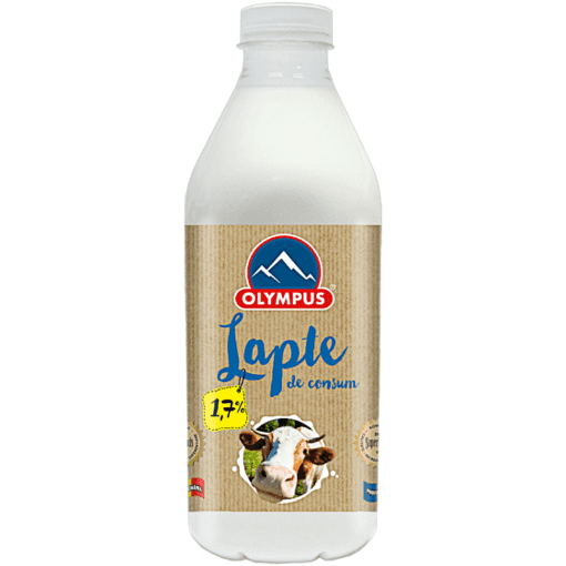 Imagine Lapte UHT Olympus 1.7%, 1L