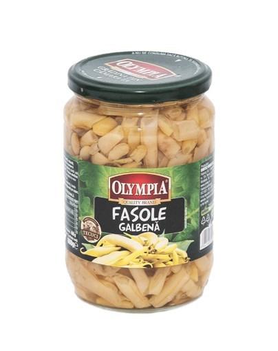 Imagine OLYMPIA Fasole Galbena 720g