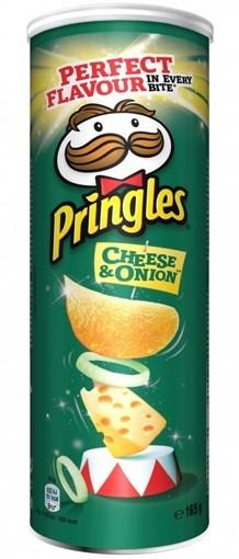 Imagine Pringles Cheese & Onion 165 grame