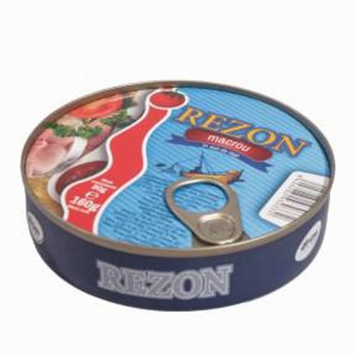 Imagine Rezon Macrou in sos tomat 160 gr.