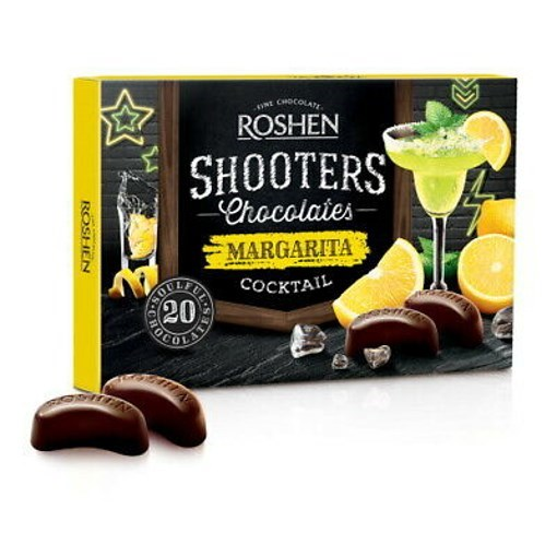 Imagine Roshen Shooters Margarita choco fill 150g