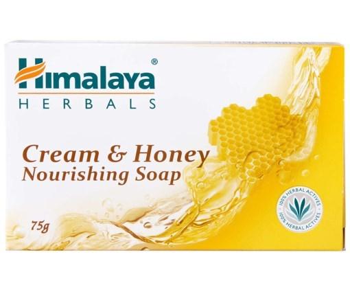 Imagine Sapun Himalaya crema si miere 75g