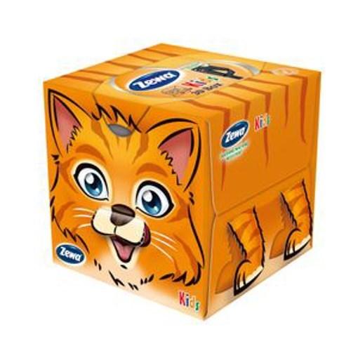 Imagine Servetele Zewa kids 3D Box