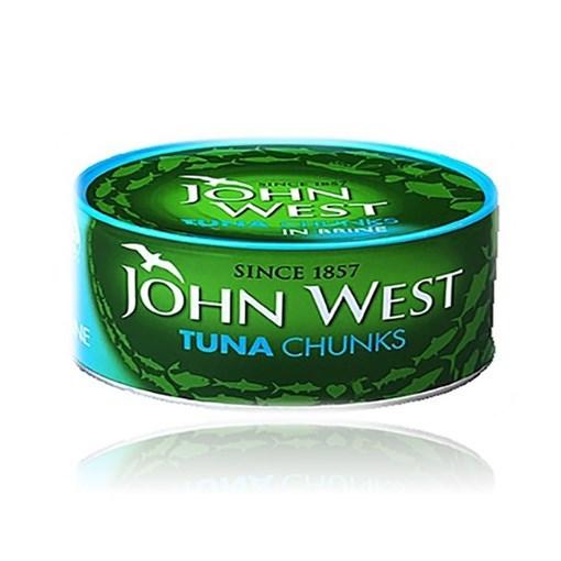 Imagine Ton bucati in suc natural John West 145 grame