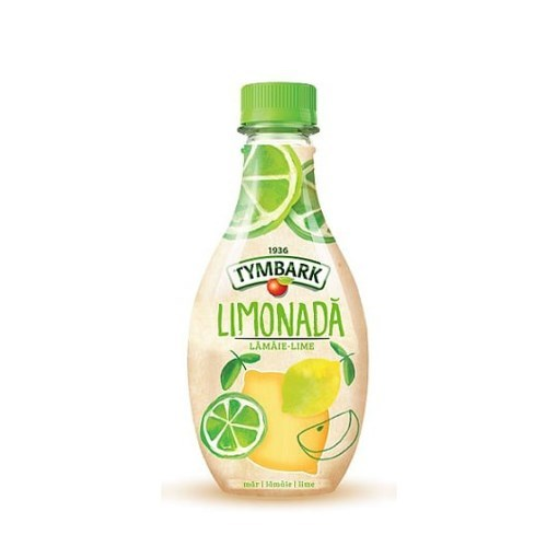 Imagine Tymbark Limonada Lamaie - Lime 400 ml