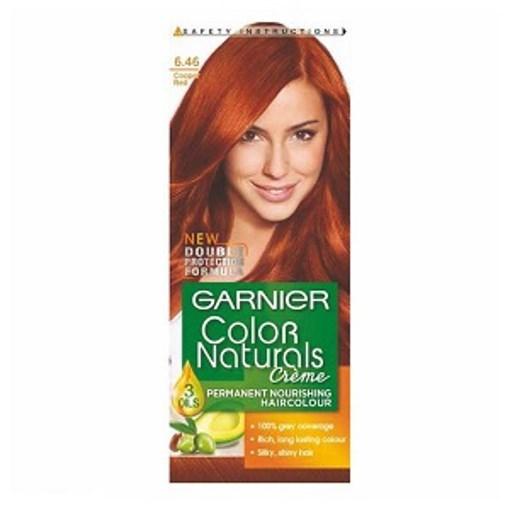 Imagine Vopsea Garnier Color Naturals 6.46