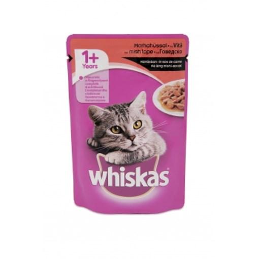 Imagine Whiskas vita plic, 100G