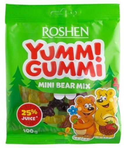 Imagine Yummi Gummi Mini Bear Mix 100 gr.
