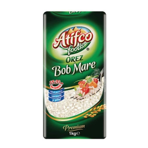 Imagine Atifco Orez bob mare Premium 1kg.
