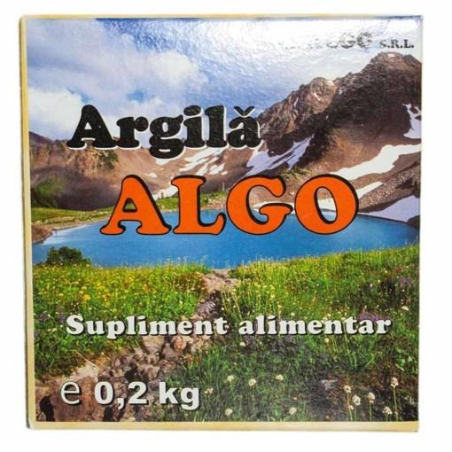 Imagine ARGILA 0.2kg ALGO