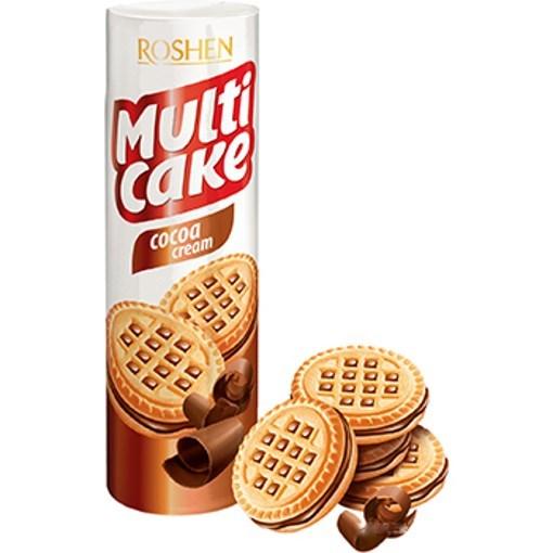 Imagine Biscuiti Multicake Cacao, 180 gr.