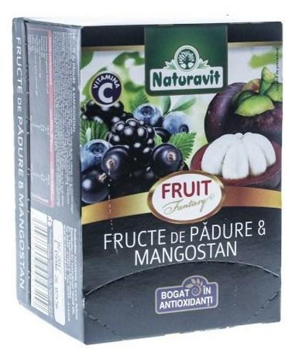 Imagine Ceai Fructe de Padure-Mangostan 15*2gr