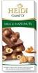 Imagine Ciocolata cu lapte si alune Heidi Grandór  80g