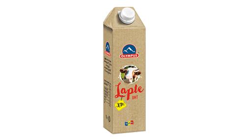 Imagine Lapte UHT Olympus 3.7%, 1L