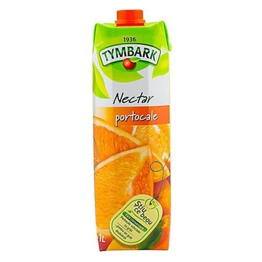 Imagine Nectar Tymbark portocale cu pulpa 1L