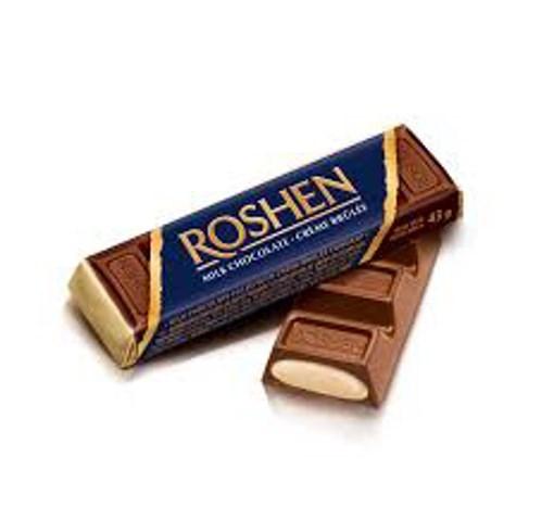 Imagine Roshen Choco Bars Creme Brulee 43g