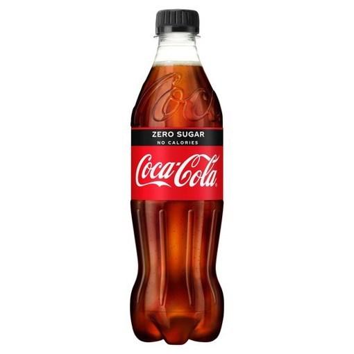 Imagine Coca-Cola Zero Summer, 500 ml