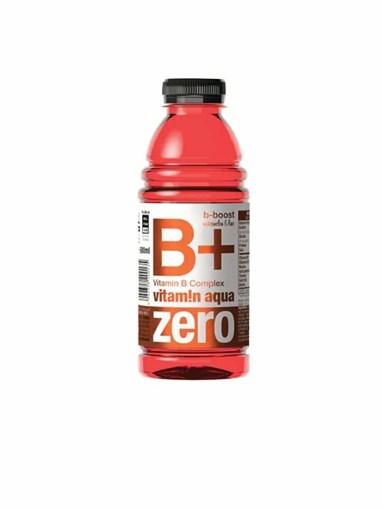 Imagine Apa cu vitamine Merlins  B+ ZERO VITAMIN AQUA Watermelon & Lime 0.6