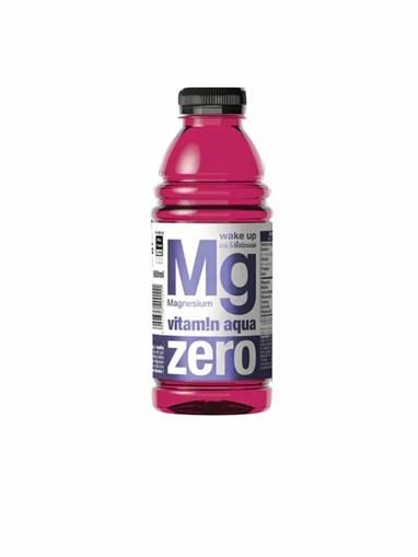 Imagine Apa cu vitamine Merlins MG ZERO VITAMIN AQUA Acai & Coacaze negre 0.6l