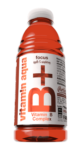 Imagine Vitamin Aqua B+ Mar&Zmeura 0.6l