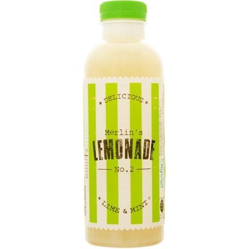 Imagine Limonada Merlin`s Lemonade No. 2 Lime & Menta 500ml