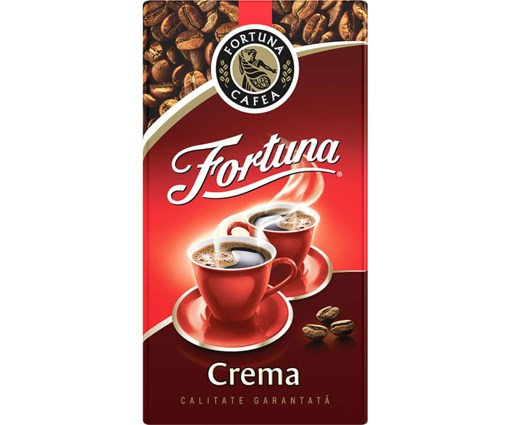 Imagine Fortuna crema cafea rosie 250g