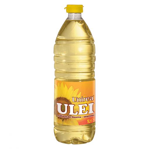 Imagine Ulei de floarea soarelui Unirea 1L
