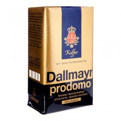 Imagine Cafea macinata Dallmayr Prodomo, 0.5 Kg