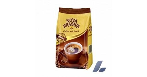 Imagine Cafea macinata Nova Brasilia, 90g