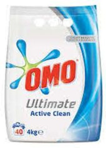 Imagine Omo Ultimate Active Clean Auto 4kg