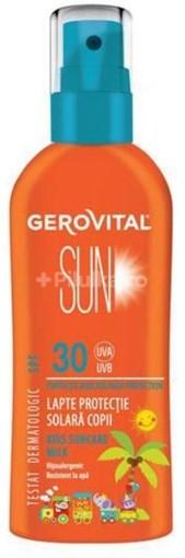 Imagine GEROVITAL SUN PROTECTIE SOLARA COPII SPF 30 150g