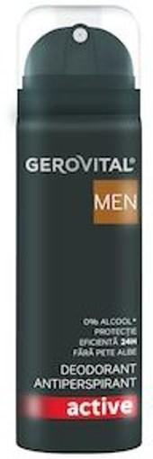 Imagine Gerovital Deodorant Men Active 150ml