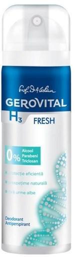Imagine Deodorant Gerovital H3 Fresh 150 ml