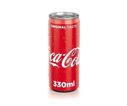 Imagine Coca-Cola Original 330ml