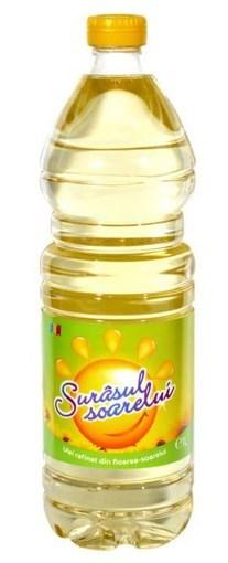 Imagine Ulei de floarea soarelui Surasul Soarelui, 1L