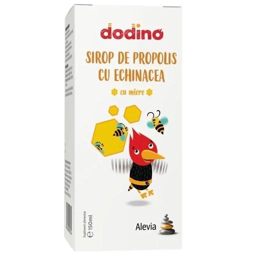 Imagine SIROP DE PROPOLIS CU ECHINACEA ALEVIA (DODINO) 150ML
