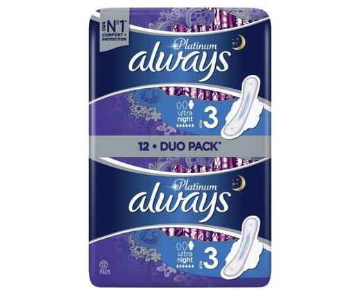 Imagine Always Duo Ultra Night 12 buc size 3