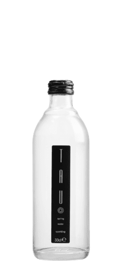 Apa minerala acidulata Tau glass, 0.33 l