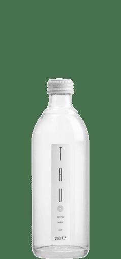 Apa minerala plata Tau glass , 0.33 L