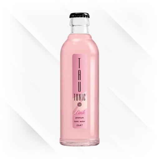 Apa tonica TauTonic Pink, 250 ml
