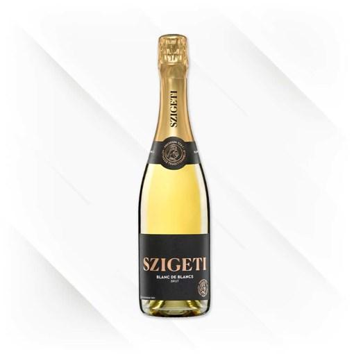 Vin spumant Szigeti Blanc de Blancs 0,75 L