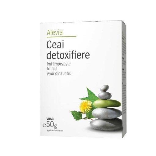 Imagine Alevia - Ceai detoxifiere 50 g
