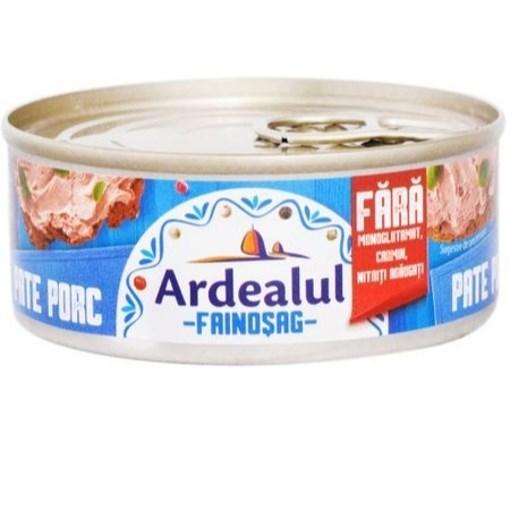 Imagine Ardealul pate porc 100 grame